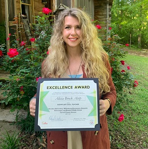 Click to Read Carroll County Educator Recognized as a GADOE ESOL Exemplary Teacher